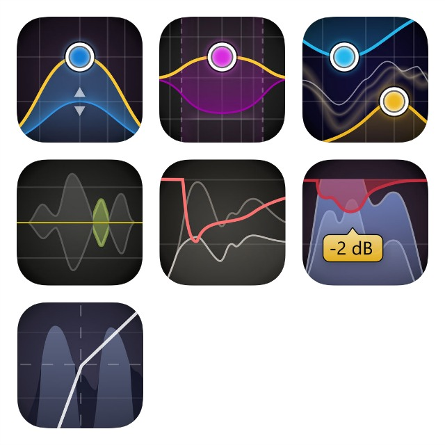 FabFilter Pro Plug-Ins For Your iPad