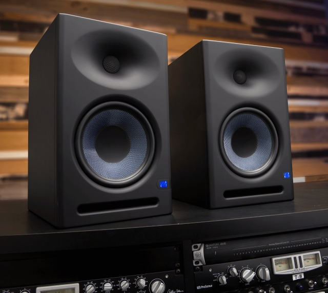PreSonus Ships Latest Studio Monitors