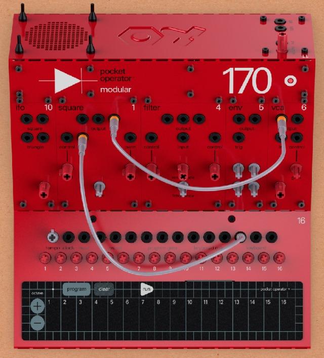 Pocket Operator Modular Series Is Complete