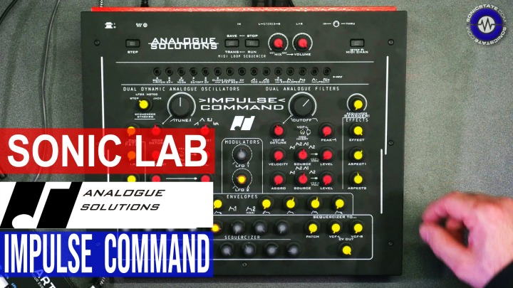Sonic LAB: Analogue Solutions Impulse Command