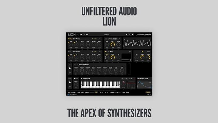 Unfiltered Audio Reveal Their First Synthesizer