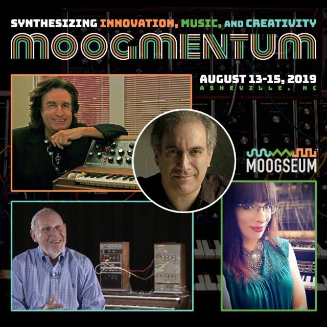 Moogmentum At The Moogseum