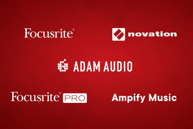 Focusrite And ADAM Monitors