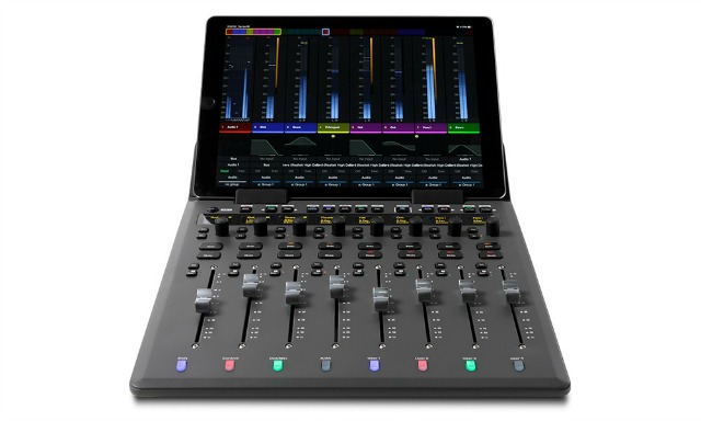 New Avid Audio Control Surfaces