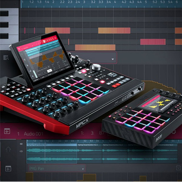 Akai Releases MPC And Force Update