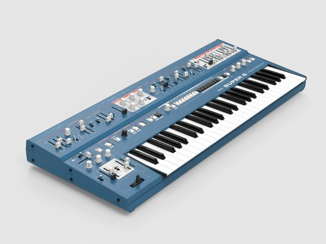 UDO Super 6 Synth Specs