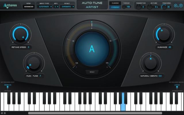 Auto-Tune Artist Launches