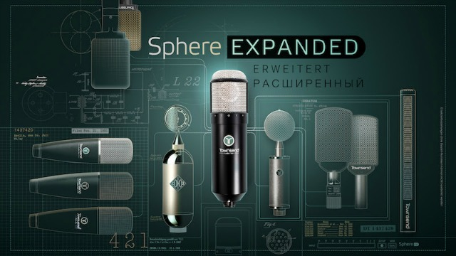 Sphere Modeling Mic Gets New Mic Models