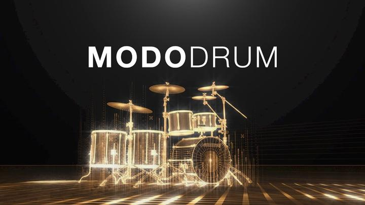 IK Multimedia Ships MODO DRUM