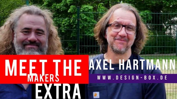 Meet The Makers Extra: Axel Hartmann