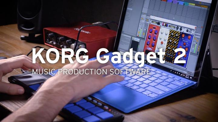 KORG Gadget 2 Gets A Major Update
