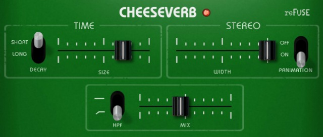 Cheesy Reverb