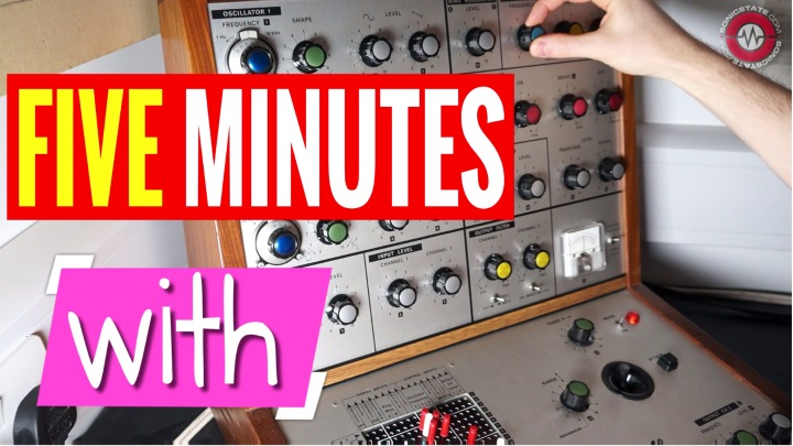 5-MINUTES-WITH: Putney EMS VCS3