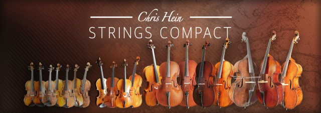 Compact Library For String Arrangements