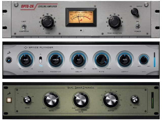 New Effects For Antelope Audio Interfaces