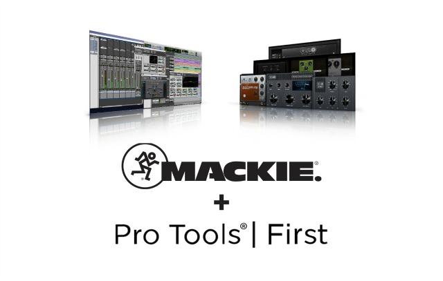 Mackie Partners With Avid