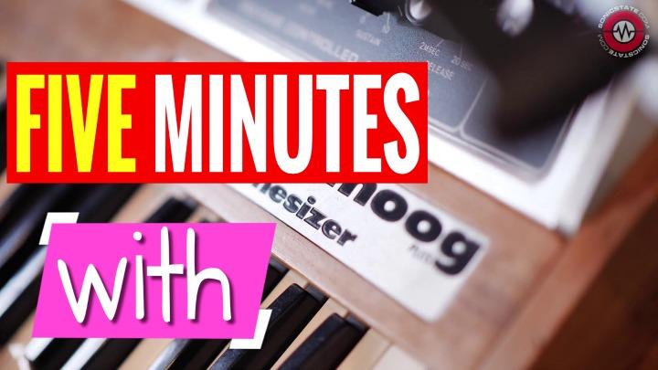 5 MINUTES WITH: Memorymoog