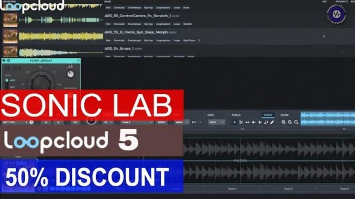 Presentation: Loopcloud 5 Is Here  - Plug-ins, Editor and Discount