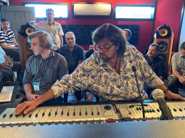 More Alan Parsons Master Classes