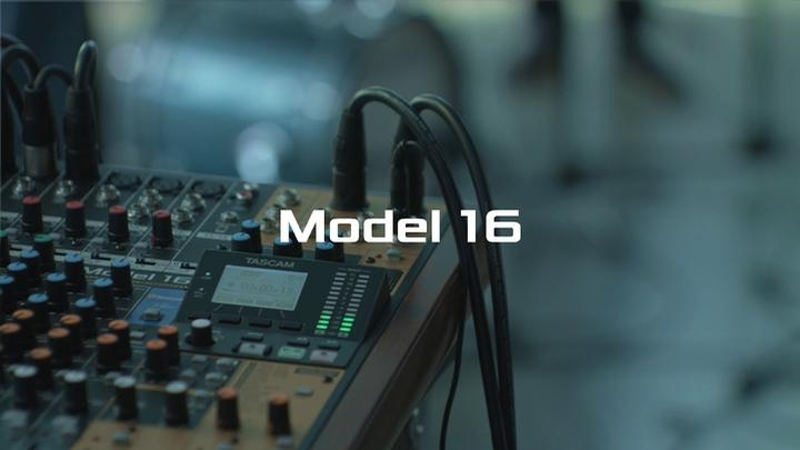 New TASCAM All-In-One Mixing Studio