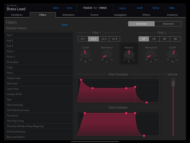 Access VIRUS TI 2 Library VST AAX AU Plug-In OSX PC STUDIO ONE PRODUCER REASON