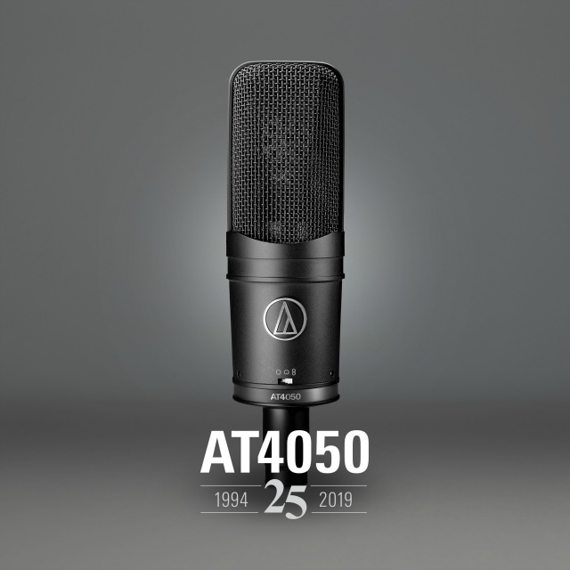 25 Years Of The AT4050