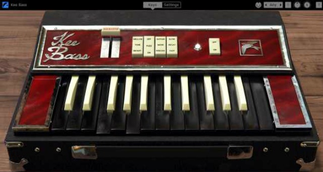 Rare Monophonic Bass Synth Emulated