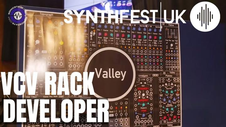 Synthfest 2019: Valley - A VCV Rack Developer
