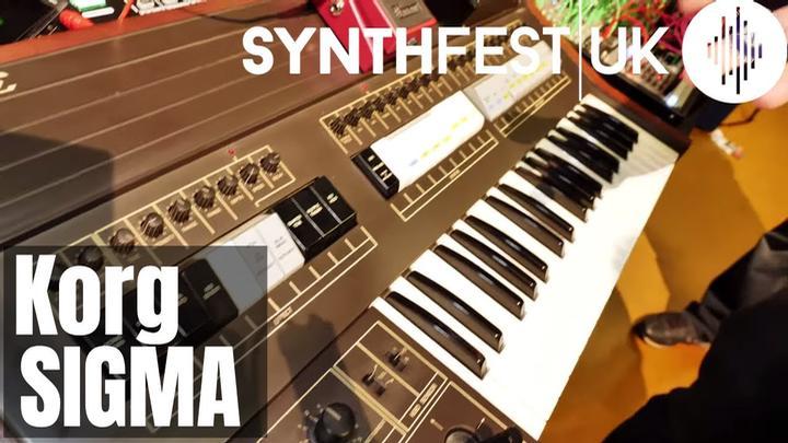 Synthfest 2019: Nigel Mullaney