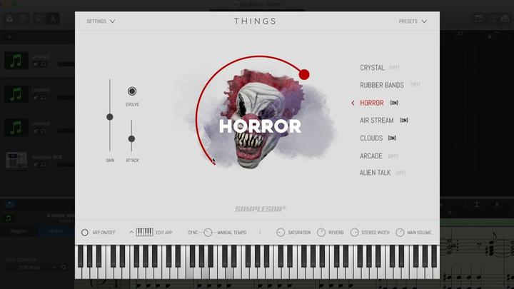 Intuitive Synth Sound Creator