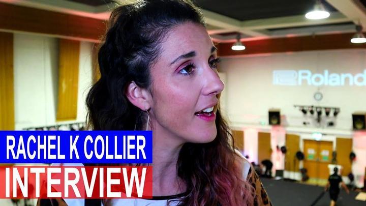 Interview: Rachel K Collier