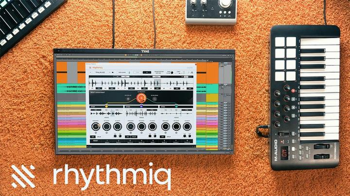 Rhythmiq Turns Your Tracks Into A Performance