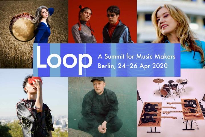 Ableton LOOP Berlin -  First Names Released