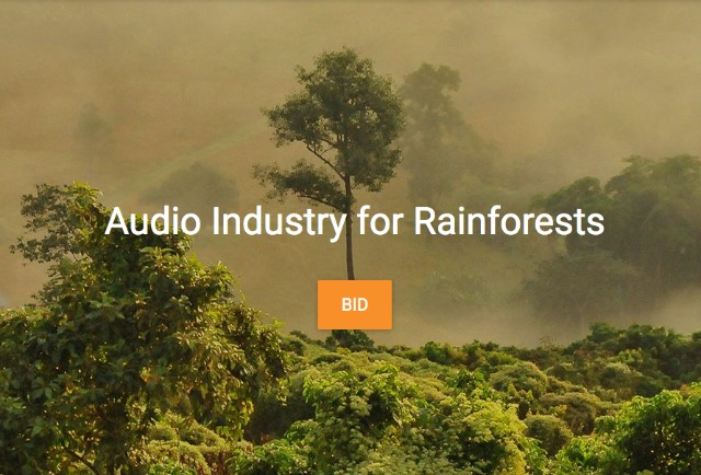 Buy Synths To Save The Rainforests