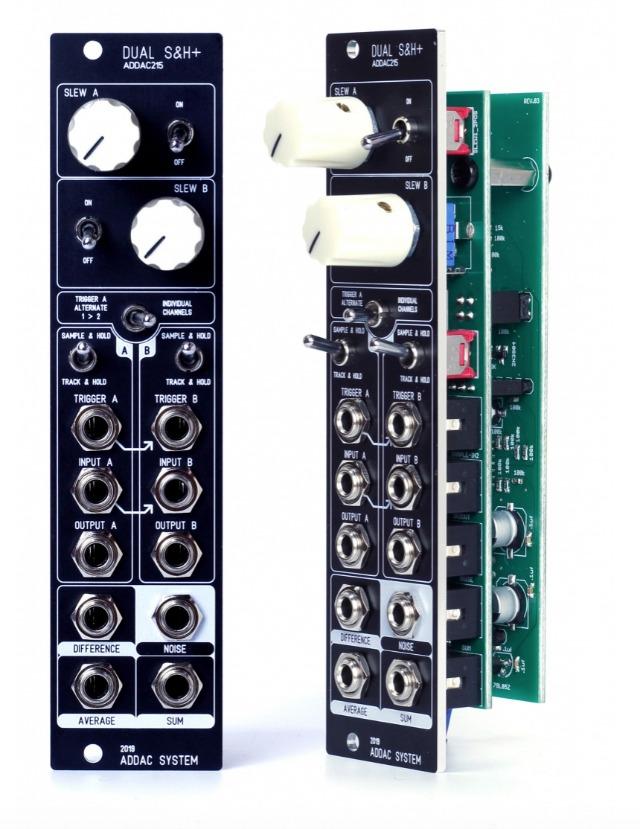 Super Utility Eurorack Module