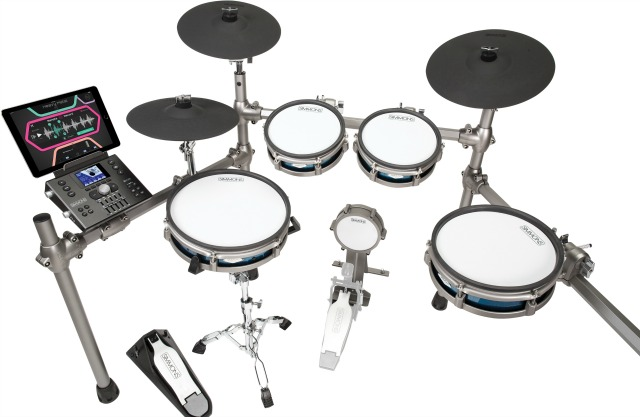 Simmons Intros SD1200 Electronic Drum Kit