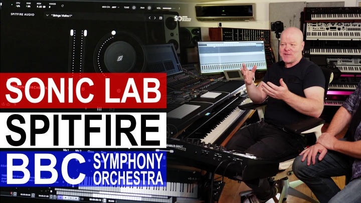 Sonic LAB: Spitfire Audio BBC Symphony Orchestra With Ty Unwin