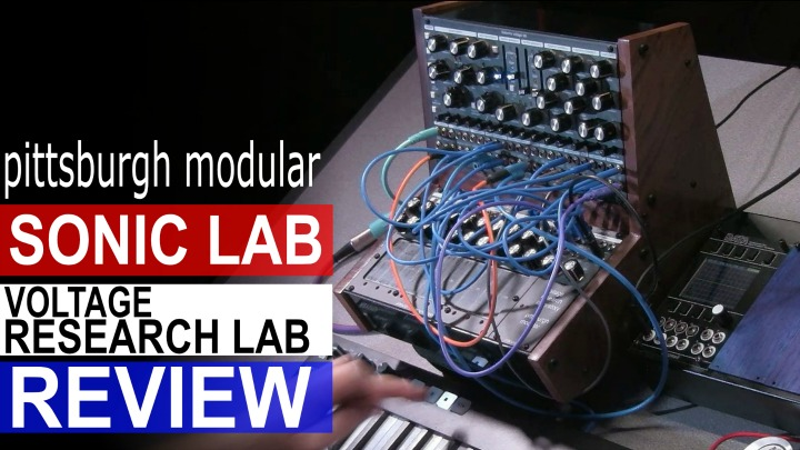 Sonic LAB: Pittsburgh Modular Voltage Research Laboratory