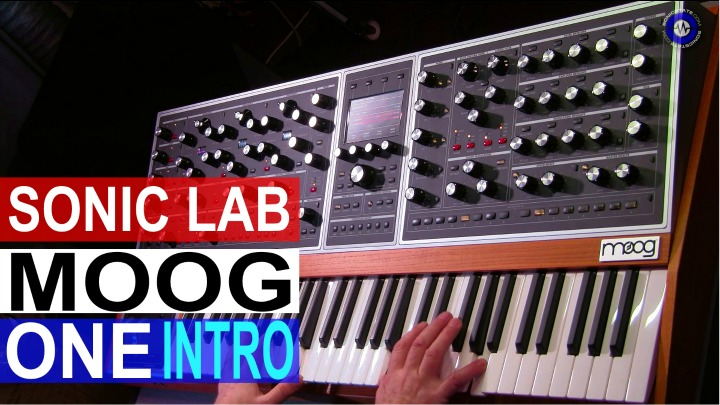 Sonic LAB: Ladies and Gents - The Moog ONE