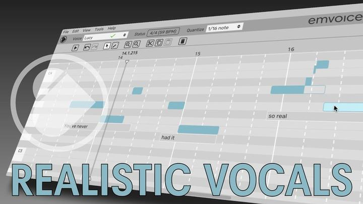 Emvoice Could Be Your New Virtual Vocalist