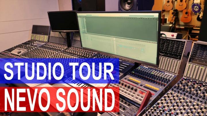 Studio Tour - Nevo Sound - Yoad Nevo