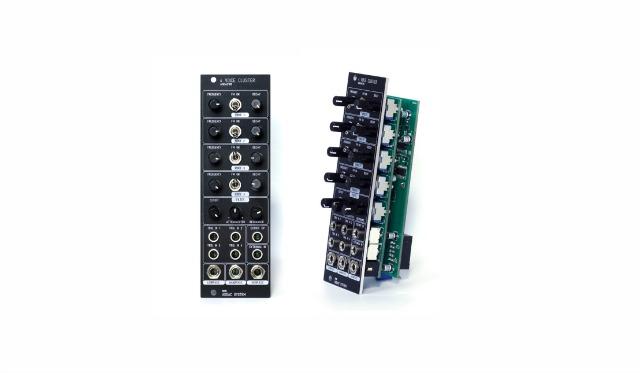Multi-Voice Eurorack Oscillator