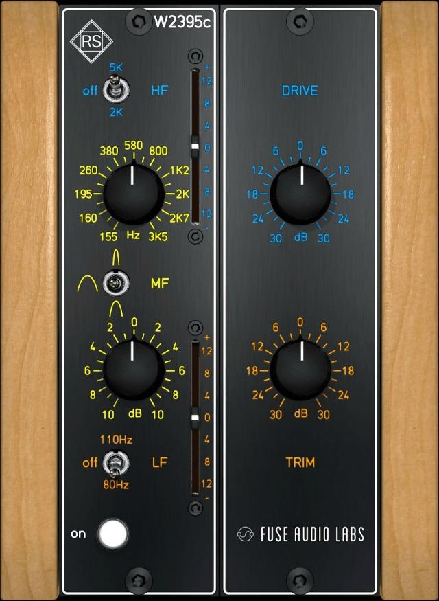 Free Baxandall-Style EQ Plug-In