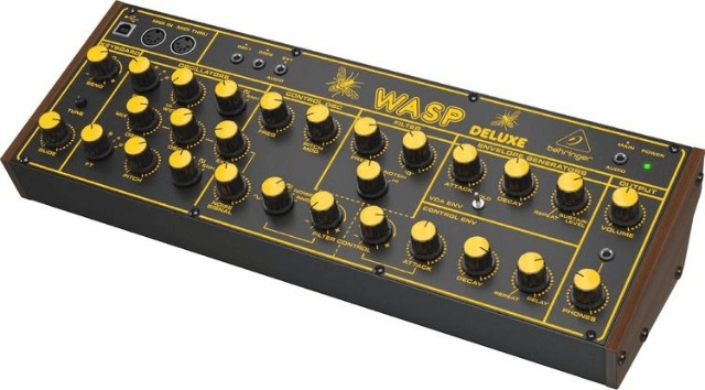 Behringer's Wasp Revealed