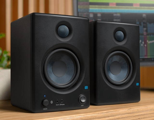 PreSonus Eris Monitors Go Wireless