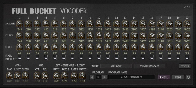 Free Vocoder For Mac And Windows