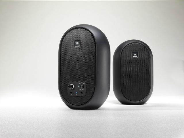 JBL Studio Monitors Add Wireless Operation