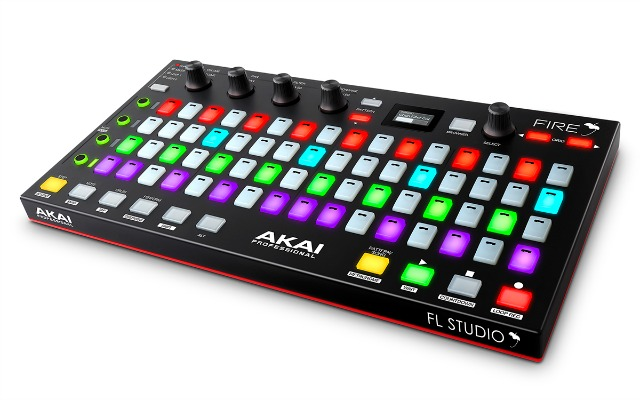Akai Makes Fire Controller Available On Its Own