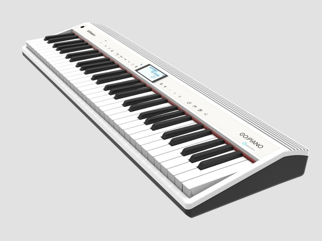 Roland Releases GO:PIANO With Alexa Built-in