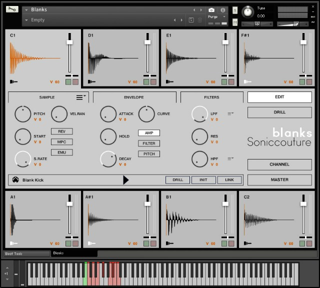 A Kontakt Library With No Samples